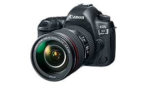 Canon EOS 5D one of the best mid-range cameras