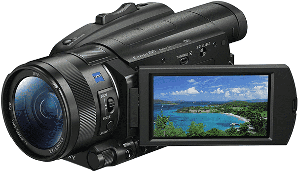 Very capable high-end camera for recording your classroom lessons. Suitable for more demanding users