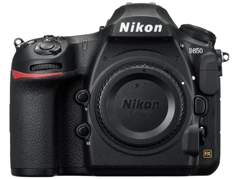 One of the best cameras for yellowstone photography Nikon D850