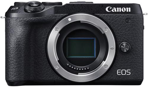 Canon EOS M6 Mark II is One of the Best Cameras for  forensic photography.