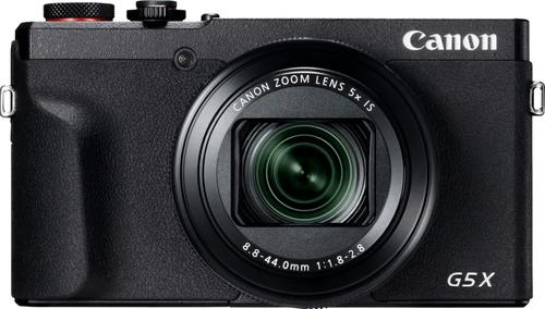 Canon PowerShot G5 X Mark II is One of the Best Cameras for  workout-videos.
