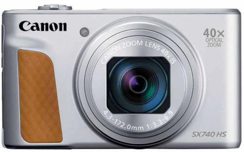 Canon PowerShot SX740 HS is One of the Best Cameras for  industrial photography.