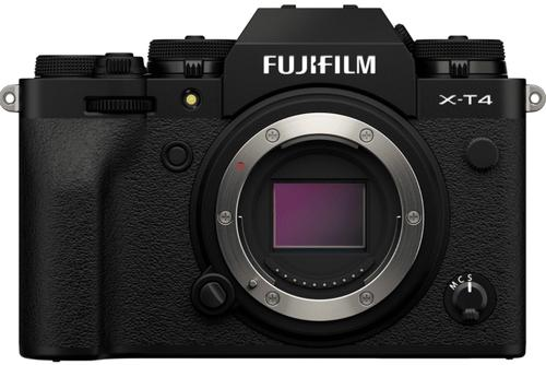 Fujifilm X-T4 is One of the Best mirrorless Cameras for bird photography.