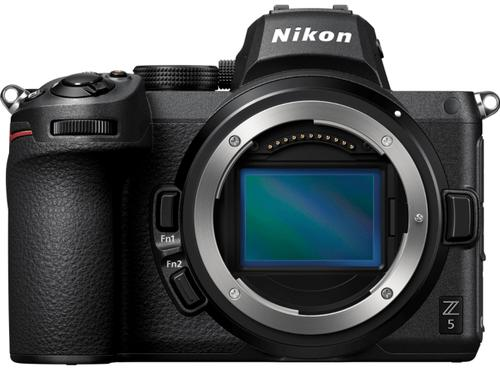 Nikon Z5 is One of the Best Cameras for  beginner vloggers.