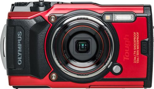 Olympus Tough TG-6 is One of the best waterproof cameras for  kayak fishing.