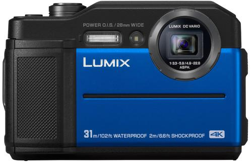 Panasonic Lumix DC-TS7 is One of the Best Cameras for  architectural photography.