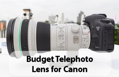 Best budget telephoto lens for Canon